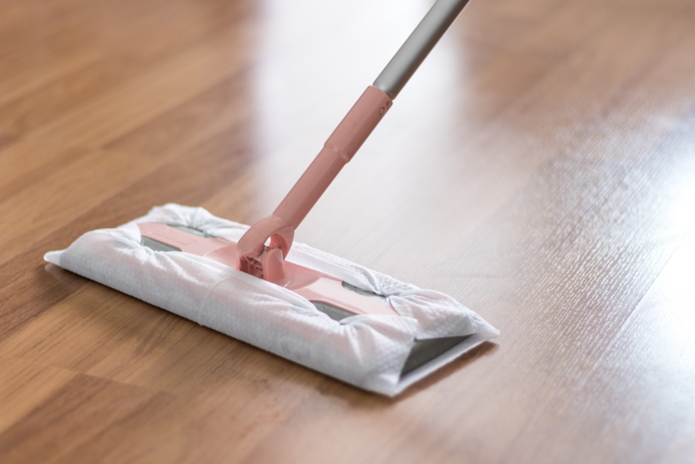 Wooden Laminate Floor Cleaning Mop Home