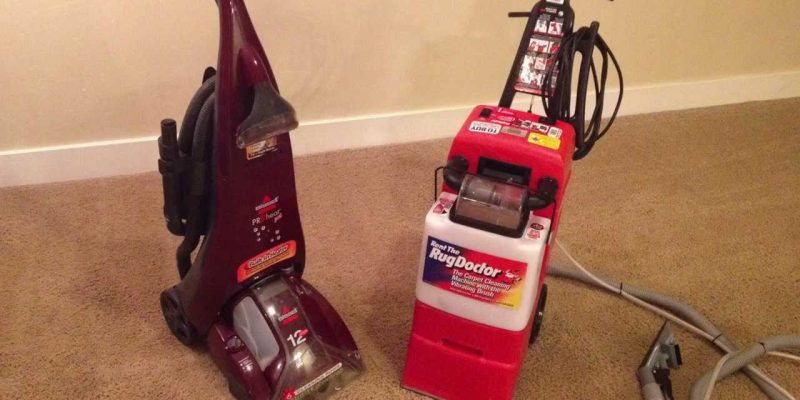 Best Steam Vacuum Cleaners for Carpets
