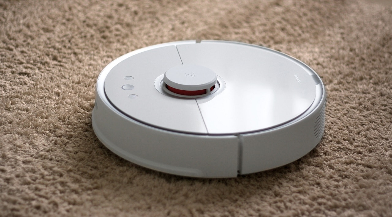 robot vacuum and thick carpet